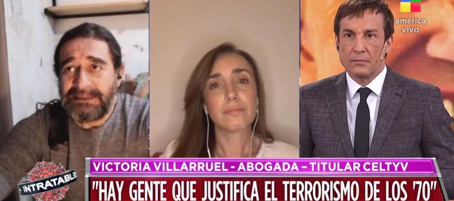 Aragon y Villaruel en Intratables