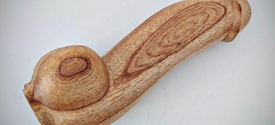 Pene de madera